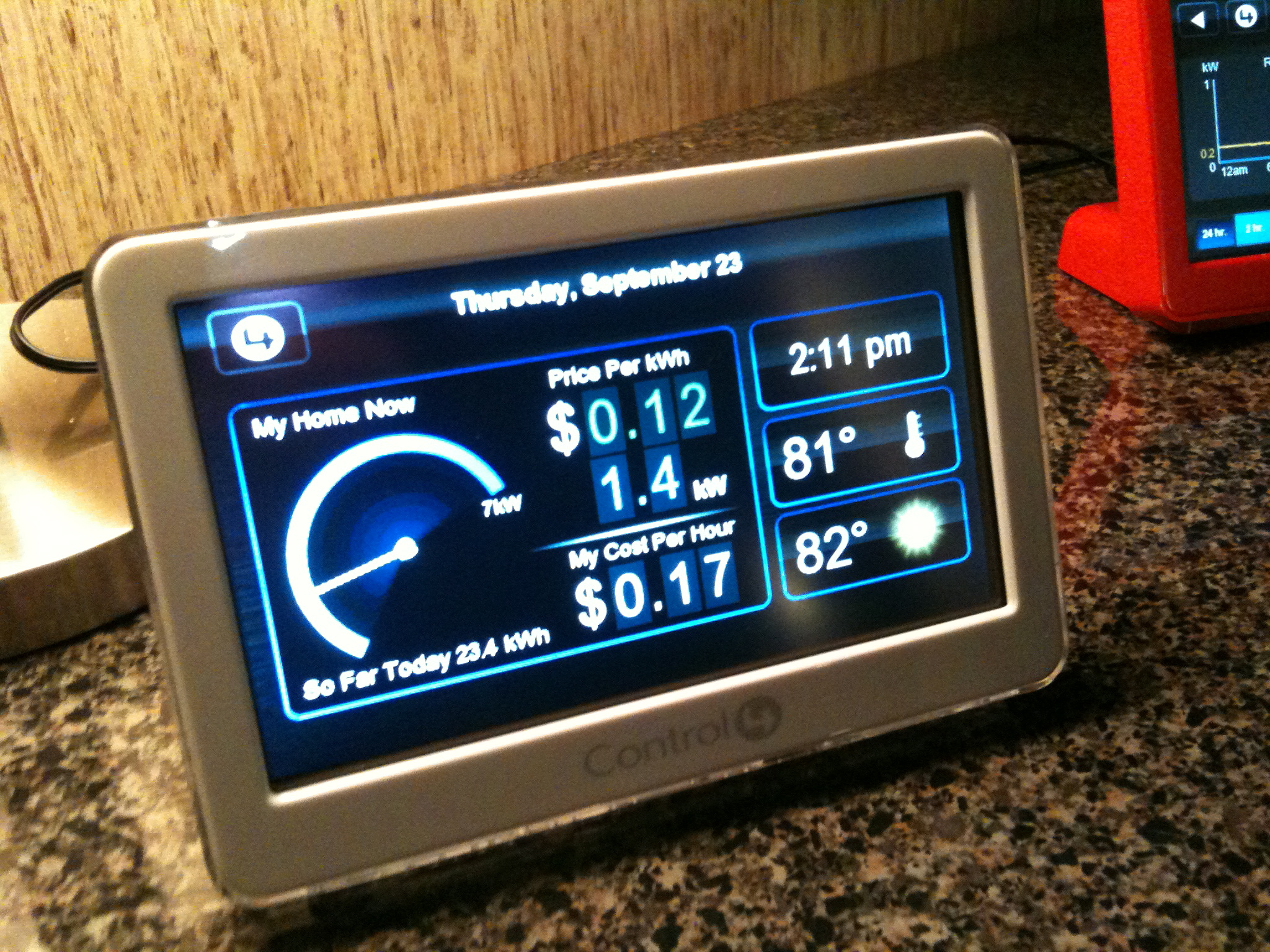 Home Control Companies Show Energy Management Solutions