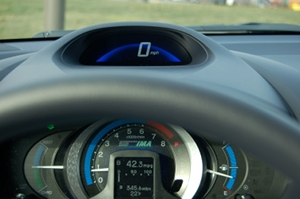 What can we borrow from hybrid cars? Start with visual color-coded energy usage cues.