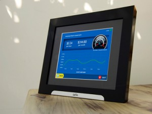 Is a Photo Frame the Way to Smart Grid Home Energy Management?