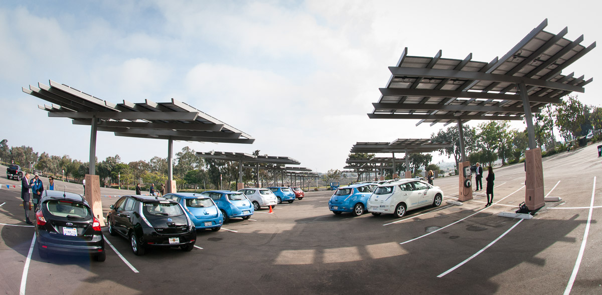 Solar Pv To Ev At San Diego Zoo