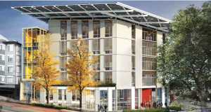 """Greenest Office Building"" Uses Daylight Dimming, Aggressive Plug Load Reduction"